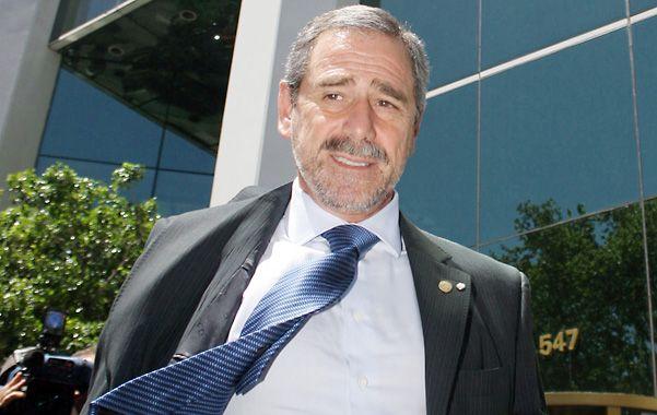 ACUSADO. El ex secretario de Transporte Jaime enfrenta serios cargos.