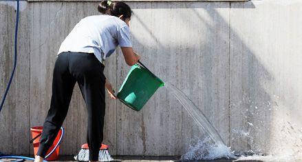 La factura de Aguas subirá este año entre el 63 y el 117 por ciento