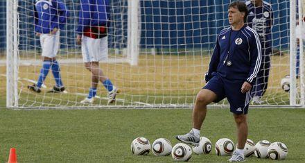 El Tata Martino seguirá como técnico de Paraguay por cuatro años más