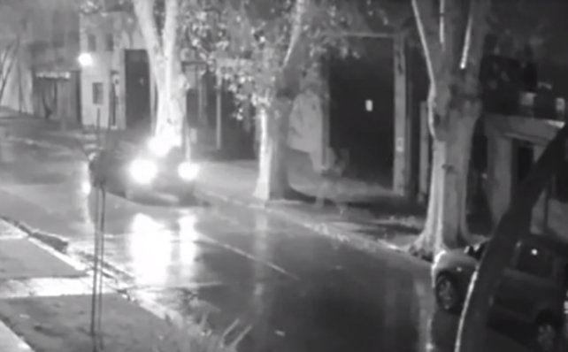 Divulgaron el video que muestra cómo fue el asesinato de Marcos Guenchul