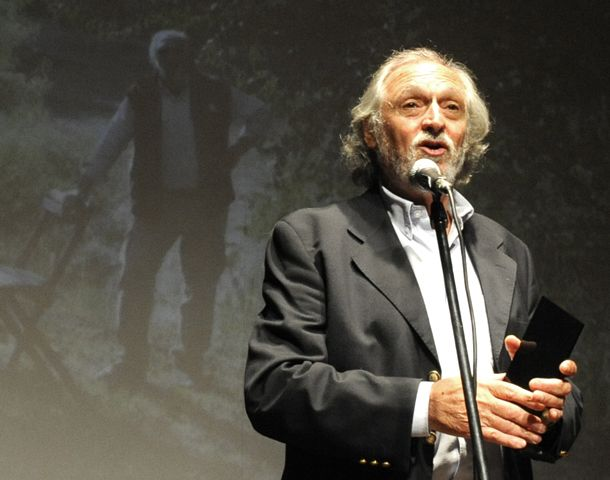 El destacado artista plástica y fotógrafo Norberto Puzzolo.
