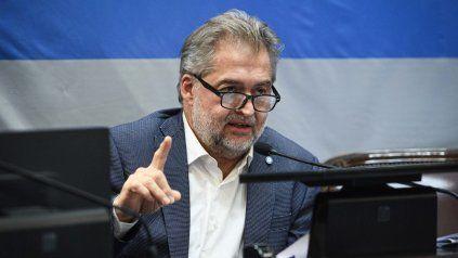 El senador nacional por Santa Fe Roberto Mirabella. (Foto: prensa Mirabella)