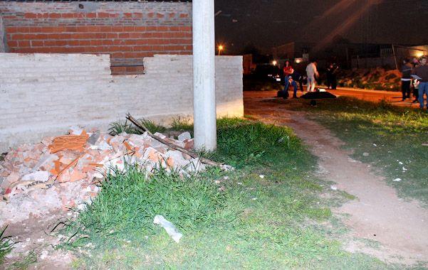 Leiva fue asesinado en el barrio Nueva Pompeya de Santa Fe.