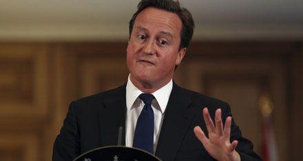 El premier inglés admite culpas en el escándalo de las escuchas