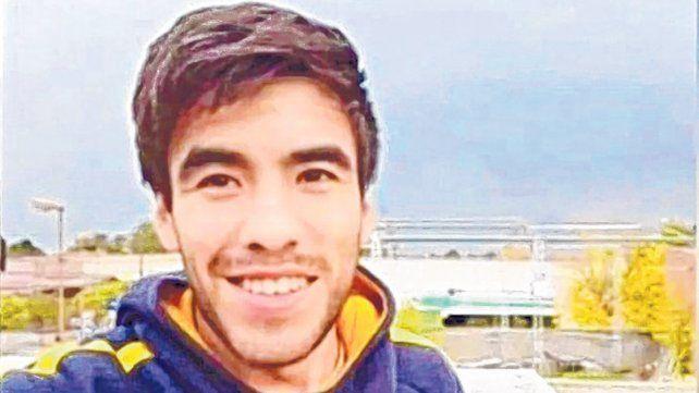 Facundo Astudillo Castro. El joven de 22 años desapareció el 30 de abril cerca de la ciudad de Bahía Blanca.