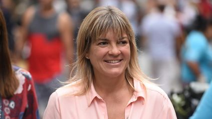 Irizar dijo que junto con Clara García y Mónica Fein, el Partido Socialista tiene mucho para dar.