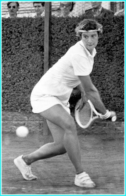 La rosarina Viviana González Locicero fue la segunda rosarina en Roland Garros y se lució en los torneos de 1977 y 1978, donde llegó a los octavos.