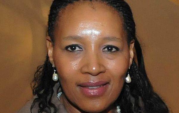 Embajadora. Zenani Mandela.