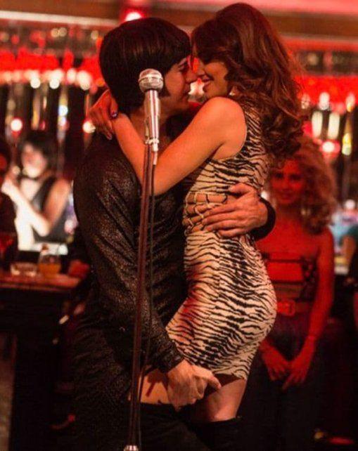 El look súper sexy de Lali Espósito para su regreso a la televisión en la serie de Sandro