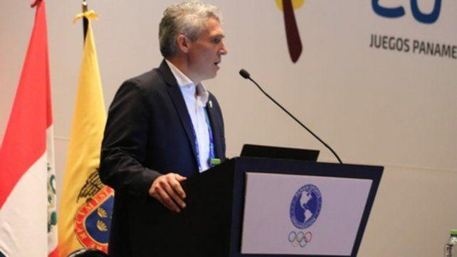 Presentación. Los funcionarios santafesinos esperan a más de 2.500 deportistas.