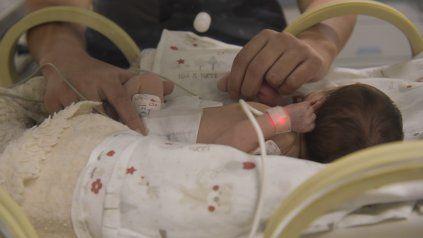 En el Hospital Eva Perón, los partos prematuros se incrementaron el 20 por ciento durante la pandemia.