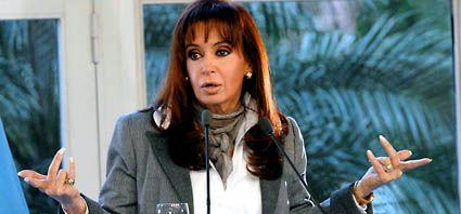 Cristina recibirá esta tarde en Casa Rosada a la dirigencia gremial rural