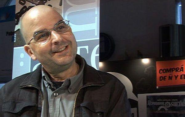 Eduardo Lalo. El autor es el primer puertorriqueño que alcanza el lauro.