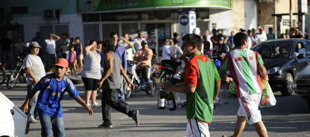 Los robos en Rosario se produjeron entre el 20 y 21 de diciembre.