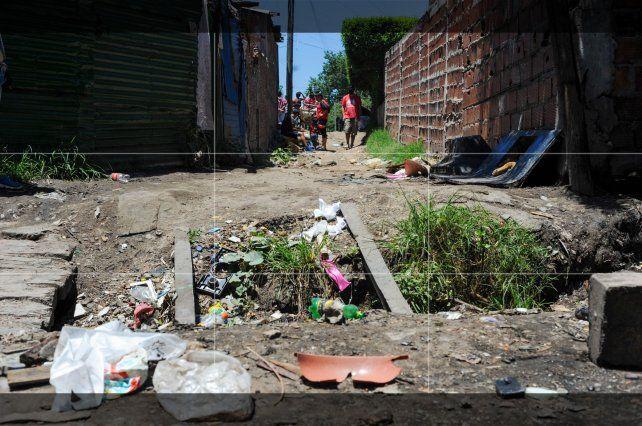 Milton Javier Valdez tenía 16 años. El lunes por la noche fue acribillado a balazos a 30 metros de donde vivía en la Vía Honda.