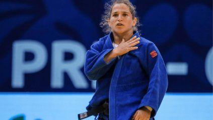 La Peque Pareto cierra su carrera olímpica en Tokio con unánime reconocimiento