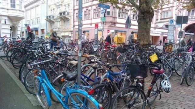 Alemania planea hacer un país de bicicletas para ayudar a salvar el planeta
