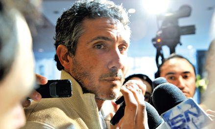 Diego Cagna es el nuevo técnico de Newells