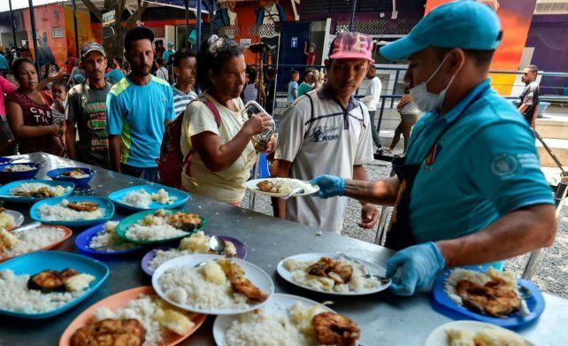 La ONU advirtió sobre una posible crisis alimentaria en el mundo por la pandemia