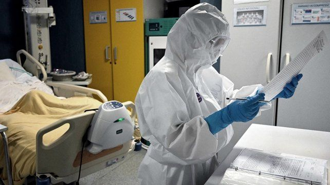 Nuevo récord en medio de la pandemia de coronavirus.
