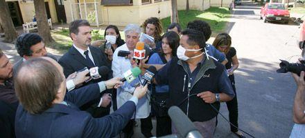 Un mendocino que volvió de México tendría gripe A y permanece aislado