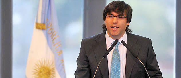 reparto. Diego Bossio dijo que los fondos son para financiar más trabajo.