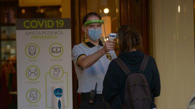 Argentina actualizó la definición de caso sospechoso de coronavirus