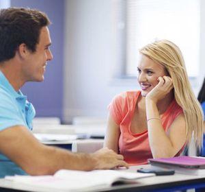 Estudiar idiomas y relacionarse
