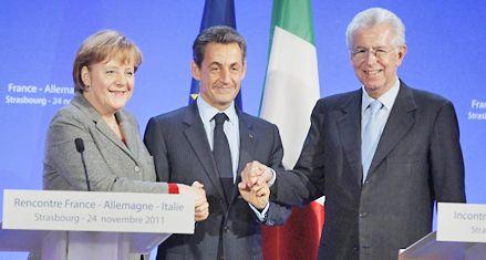 Alemania y Francia cierran filas para blindar a Europa ante futuras crisis