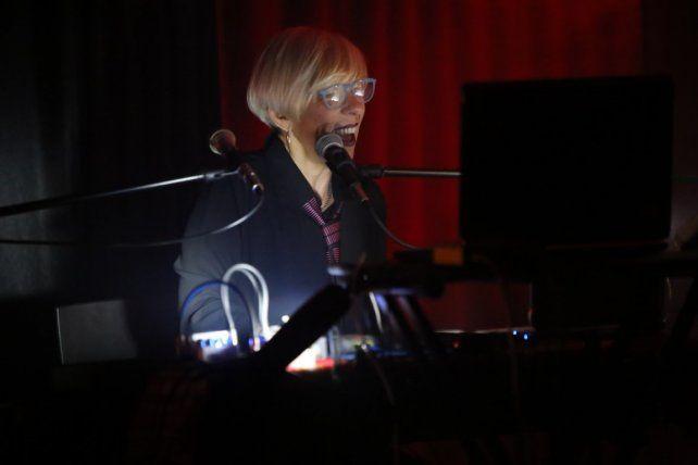 Silvina Gandini: En las canciones busco una especie de grito de auxilio a la humanidad