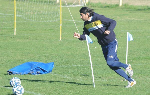 El uruguayo afirmó que el equipo debe hacerse fuerte jugando de local.