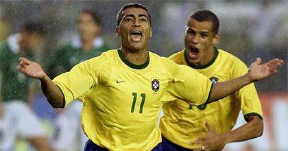El brasileño Romario ingresa a la política y planea volver a jugar al fútbol