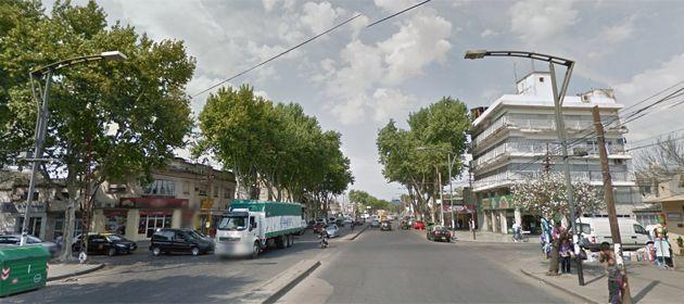 Avenida San Martín y Lamadrid
