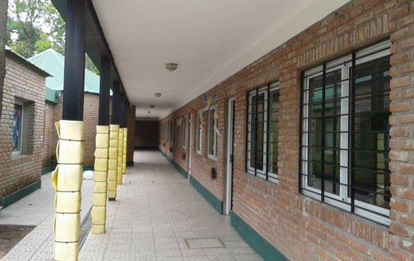 Centro educativo. El Colegio del Sol alberga niveles primario