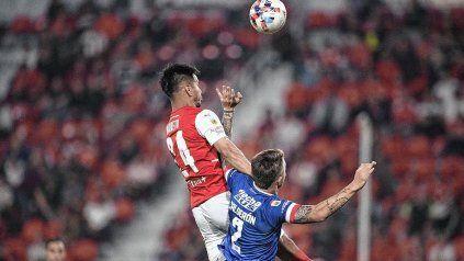 Unión perdió sin merecerlo ante Independiente por 1-0.