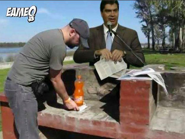 Los Memes de Coqui Capitanich