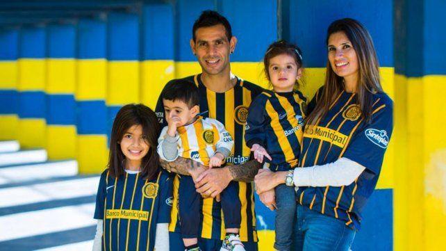 El familia. Germán Herrera