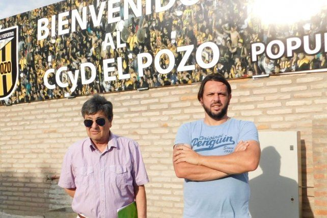 Miguel Ángel Acevedo y Martín Montenegro encabezan como presidente y vicepresidente respectivamente