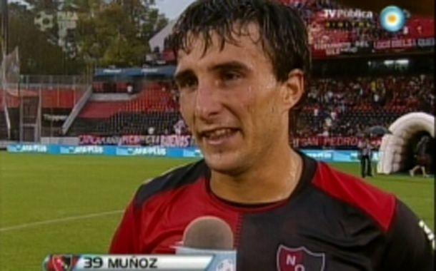 La clasificación a la Copa es un mérito impresionante de este grupo, dijo Muñoz