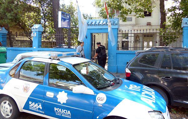 En zona norte. La comisaría 9ª está en Joaquín V. González al 900.