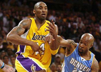 Los Lakers, el equipo NBA de los famosos de Hollywood