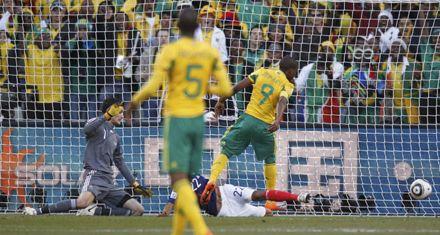 Francia perdió con Sudáfrica y los dos quedaron afuera