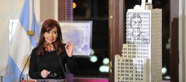 Cristina: Cada vez que la Argentina se tornó viable comenzaron los bombardeos permanentes