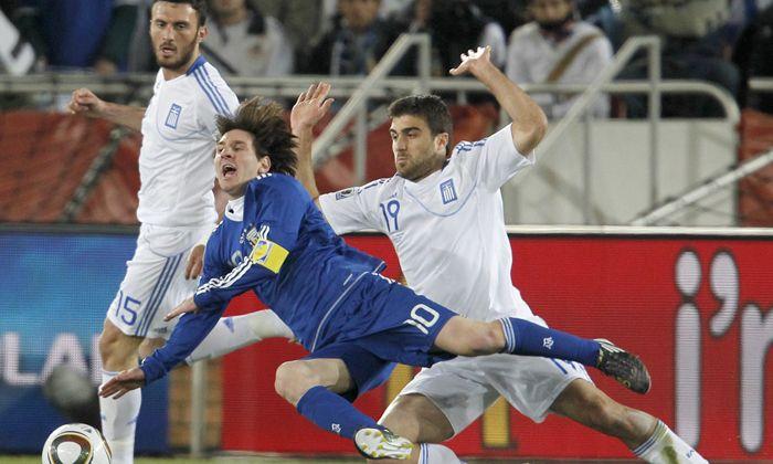 Apareció San Palermo y Argentina se metió en octavos de final