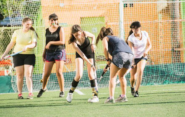 En los barrios. El Desafío apuesta a la inclusión a través del deporte.