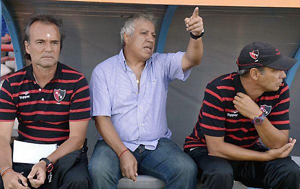 Gallego encaró el torneo con incertidumbres. (Foto: G. de los Rios)