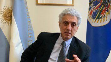 Carlos Raimundi, embajador argentino ante la OEA.
