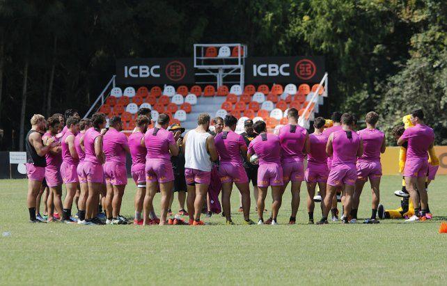 Jaguares - Highlanders no se jugó y se declaró empate
