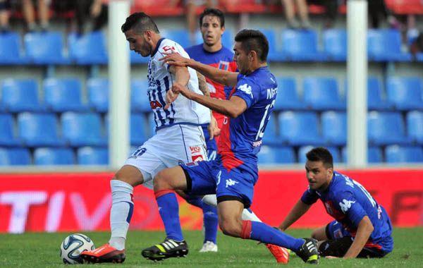 Tigre y Godoy Cruz no se sacaron ventajas. (Foto: Télam)