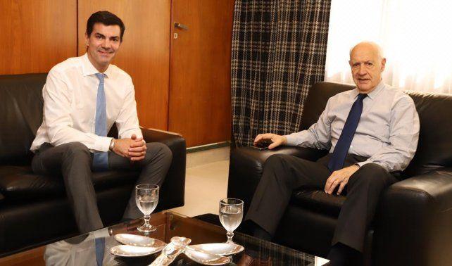 Lavagna será candidato a presidente con Urtubey como vice